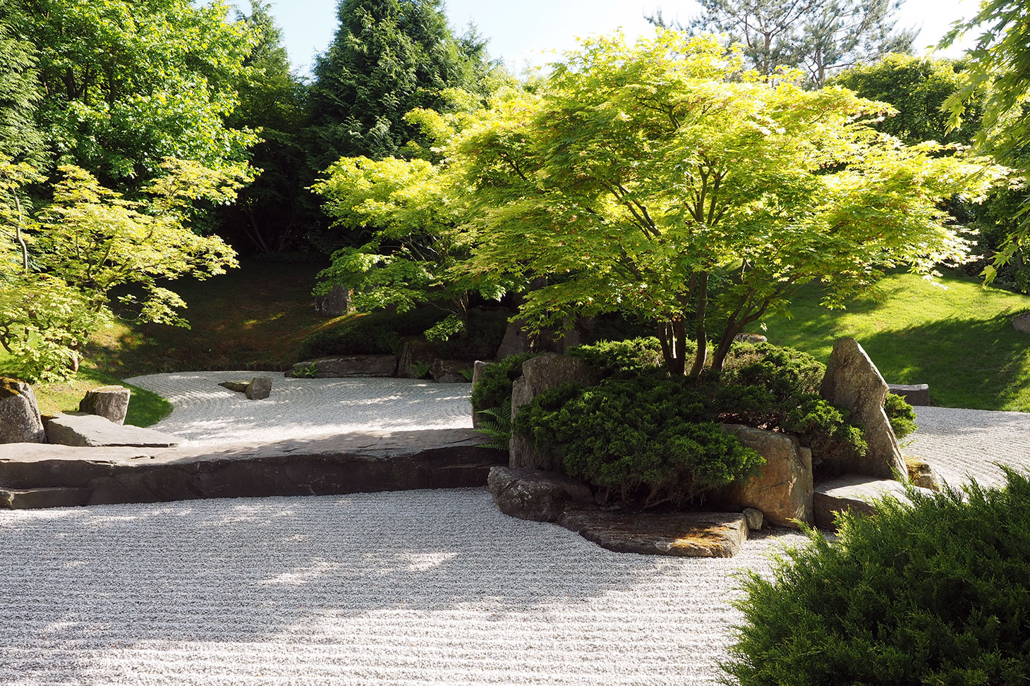 Hidden Europe The Japanese Garden