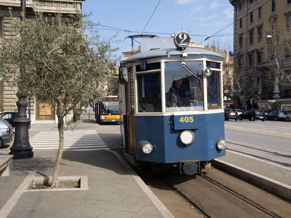 Opicina Tram