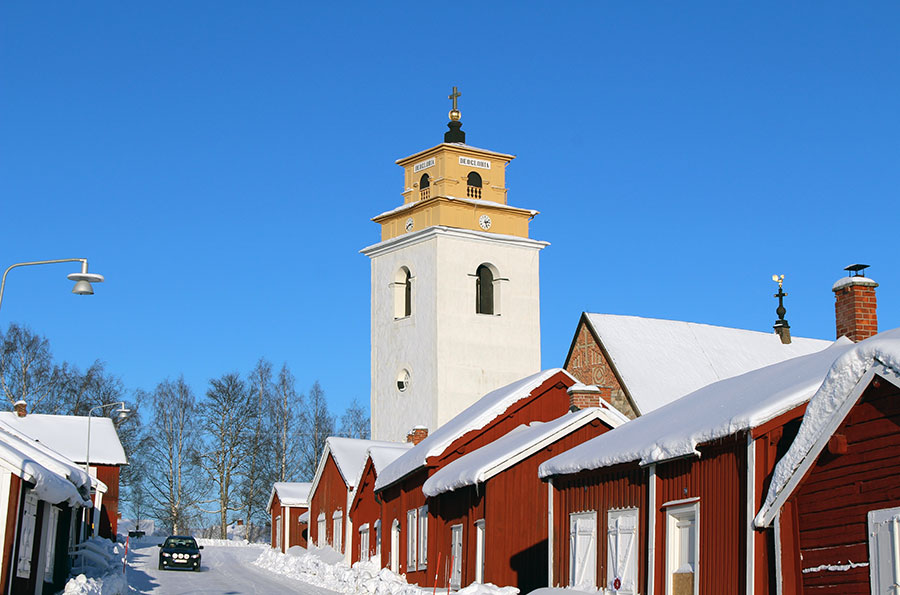gammelstad muslim Pre-departure guide in the 15th century gammelstad church was there is also a muslim mosque in luleå which is situated in Örnaset buses.