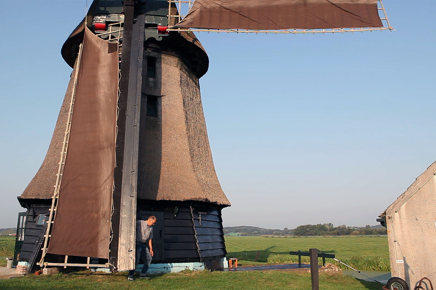 hidden europe eric and the windmill keeping dutch land dry