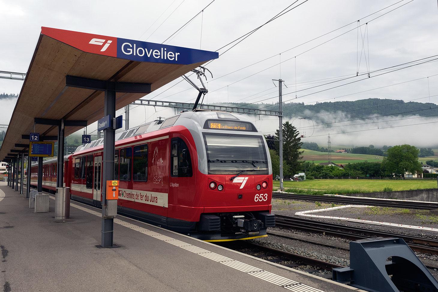 Hidden europe the swiss jura by train
